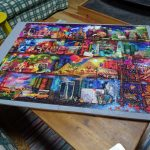 2000 piece jigsaw from Naomi