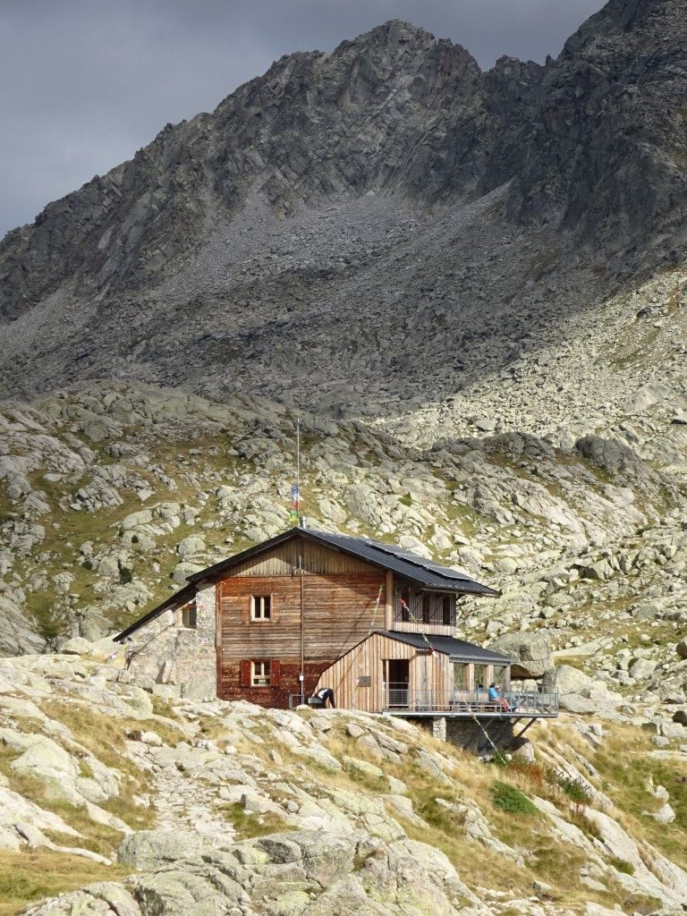 The Colomina Refuge