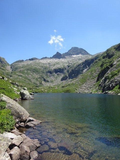 Milouga lake
