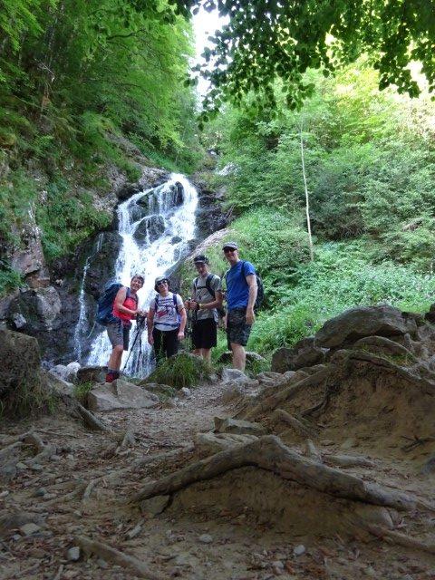 Cascade Leziou