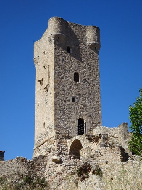 Mani tower