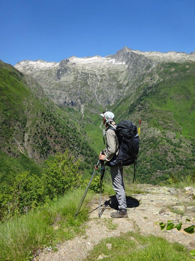 Ascent Pica d'Estats