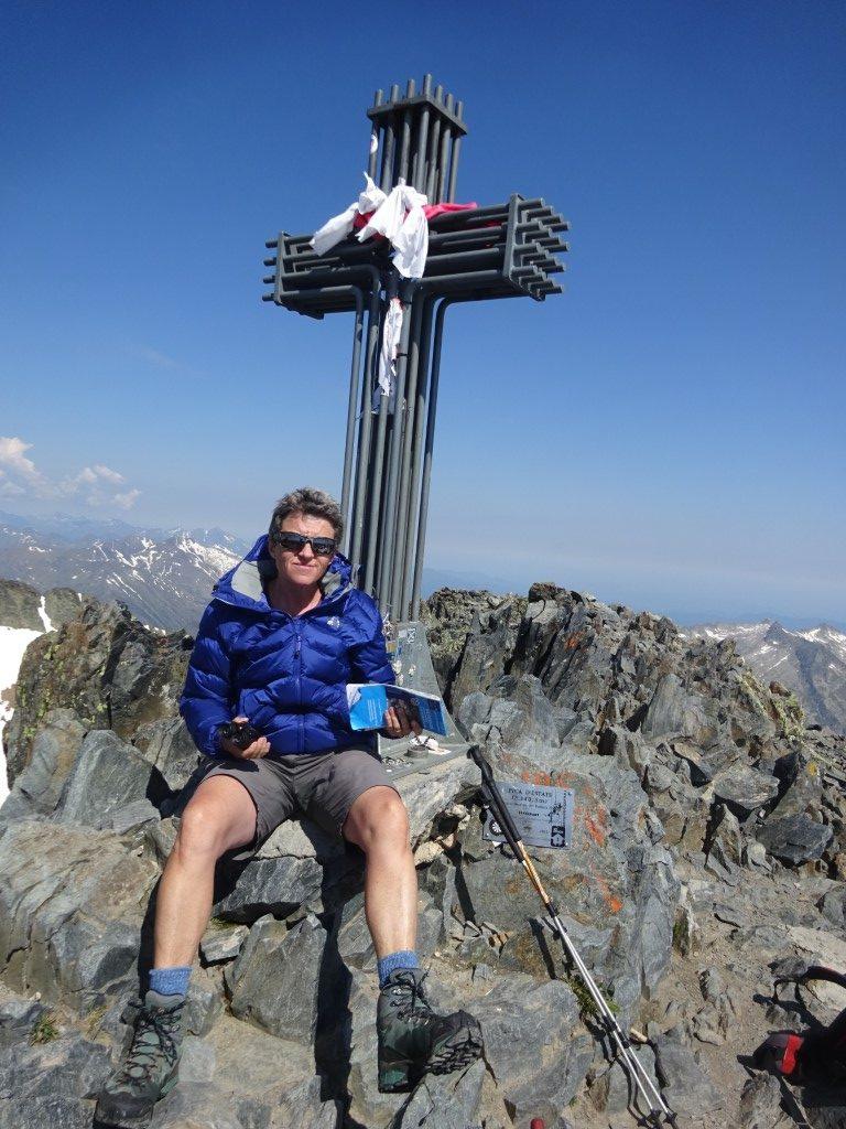 Summit Pica d'Estats