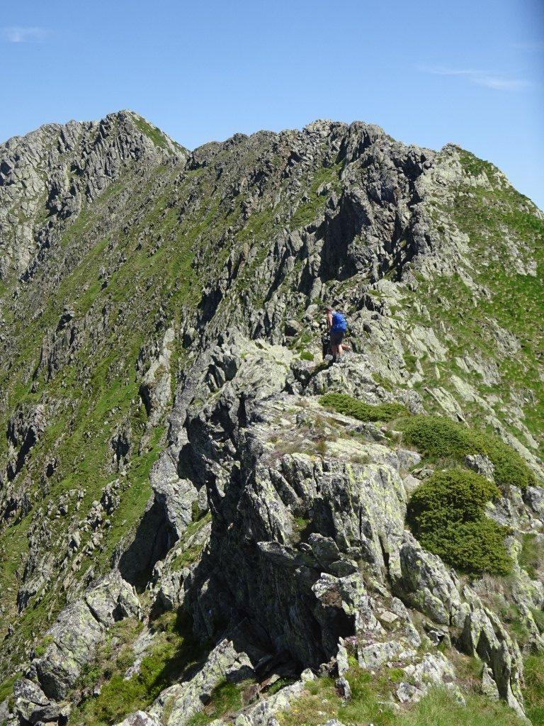The ridge traverse