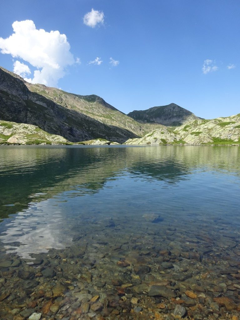 Camp spot by Estangs de Sens