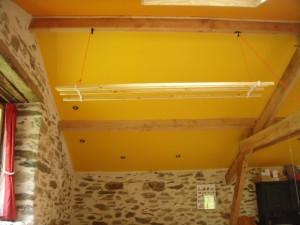 Indoor dryer